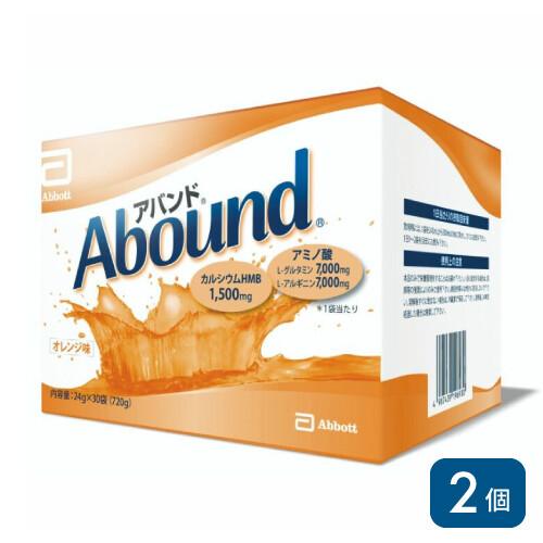 アバンド オレンジ味 24gx30袋(HMB・アミノ酸配合飲料)