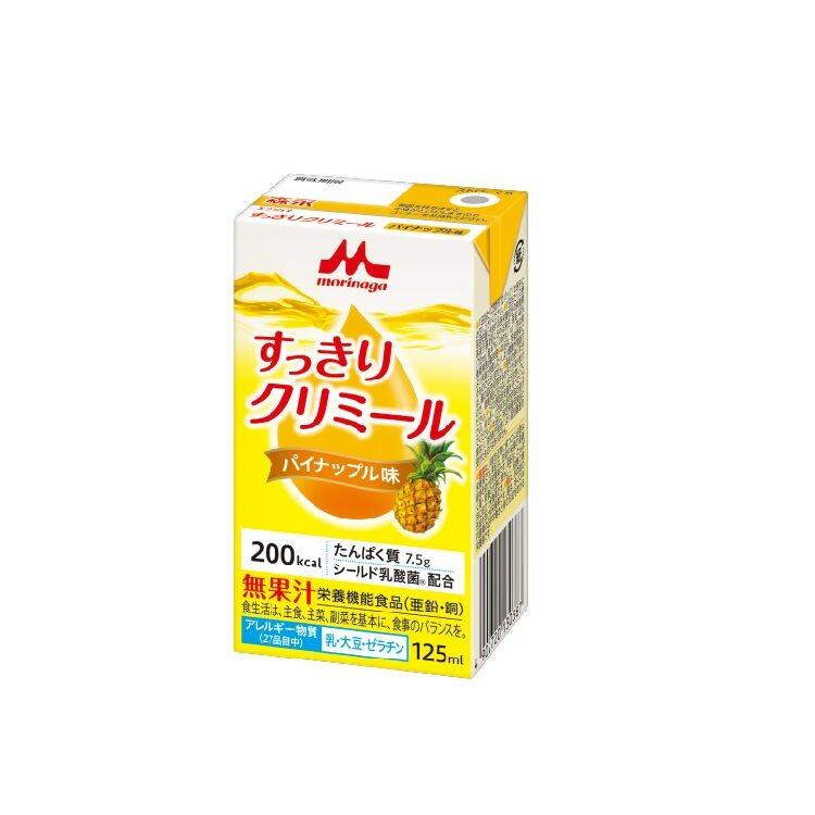 【メーカー直送品】エンジョイすっきりクリミール(パイナップル味) 125ml×12パック×2