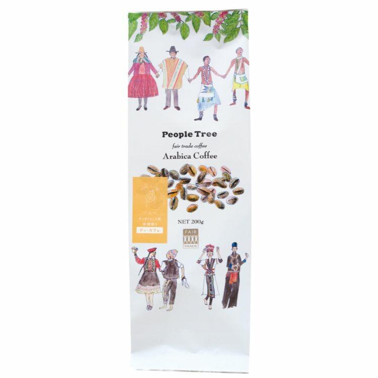 ピープルツリー ディ・カフェ(粉) 200g