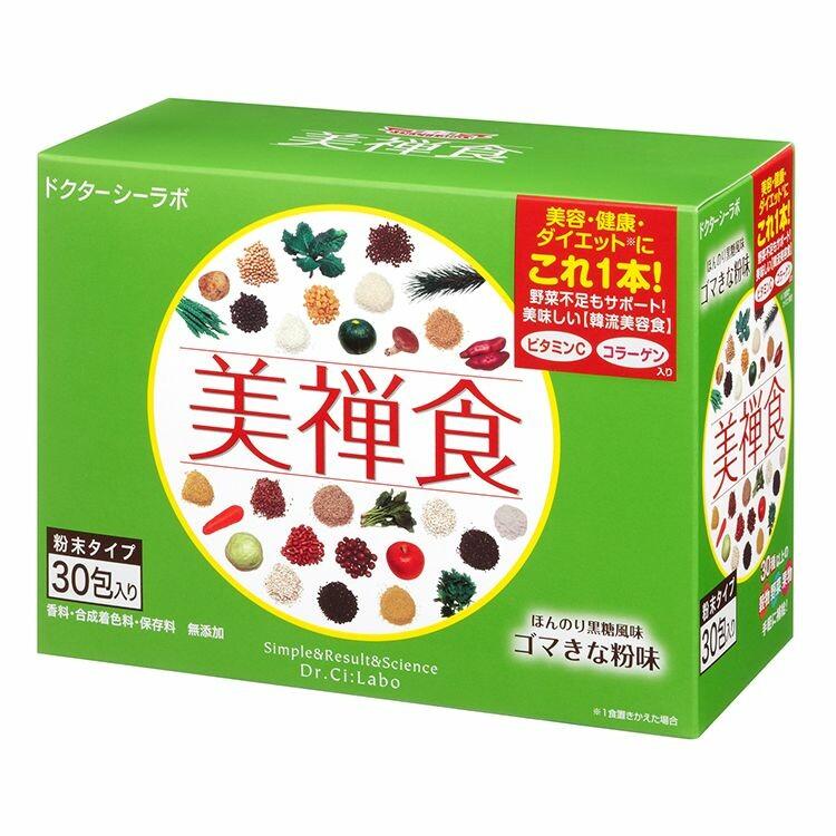 美禅食30包セット 15.4g×30包