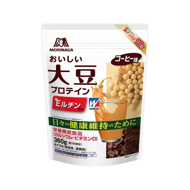 おいしい大豆プロテインコーヒー味 360g