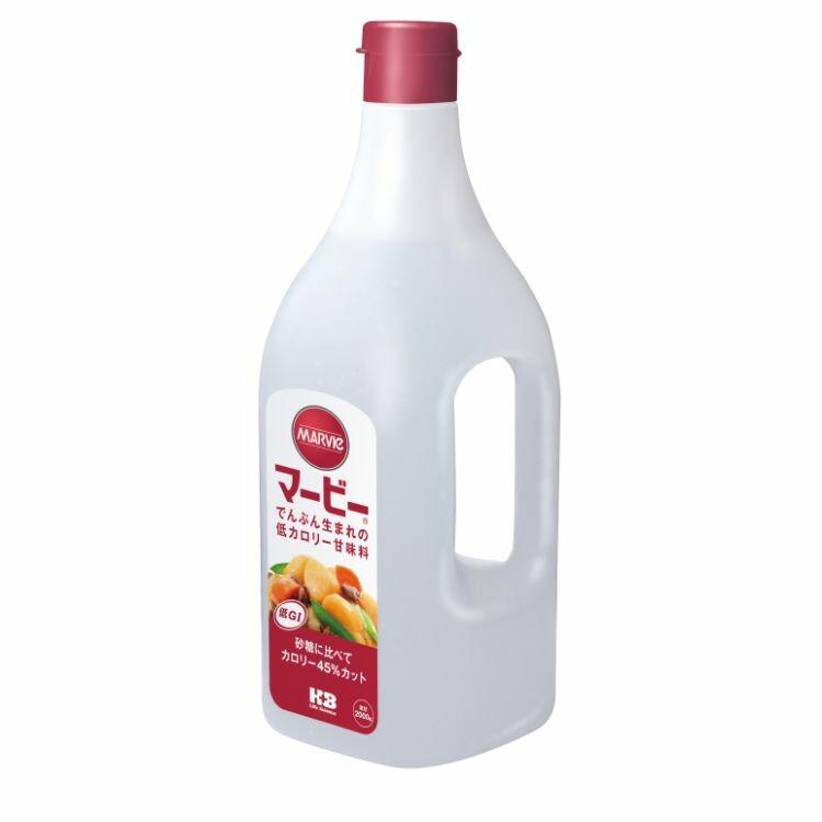 マービー 低カロリー甘味料液状 2000g