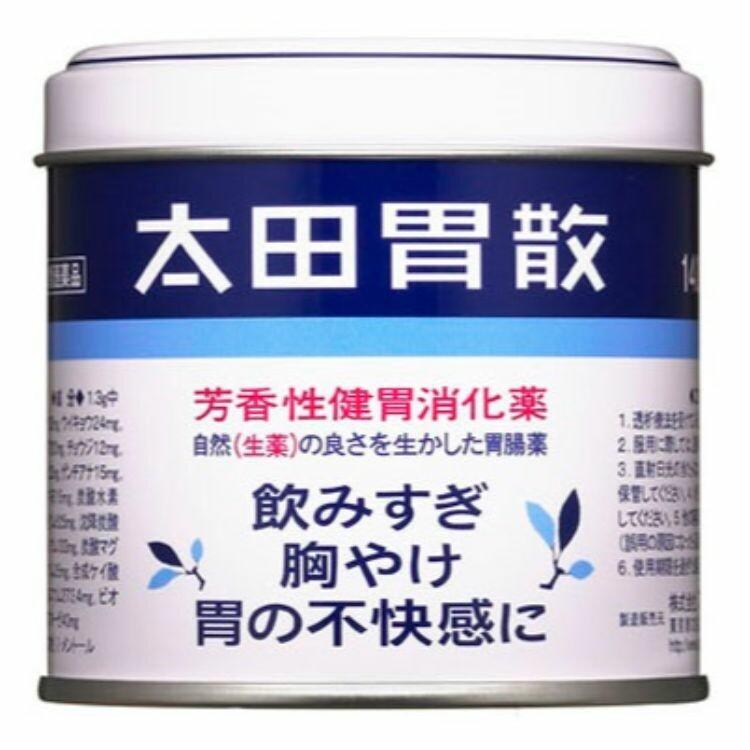 【第2類医薬品】太田胃散 140g