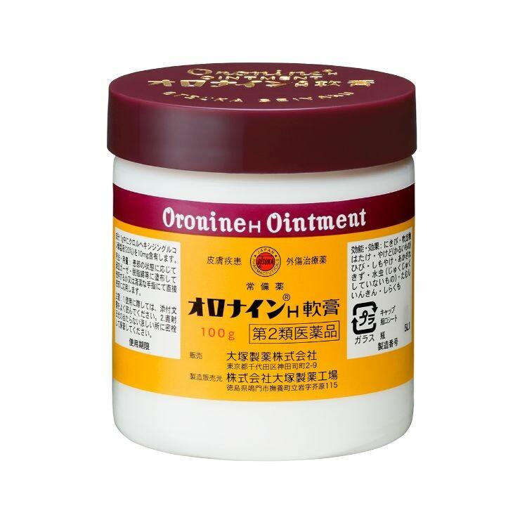 【第2類医薬品】オロナインH軟膏(100g)