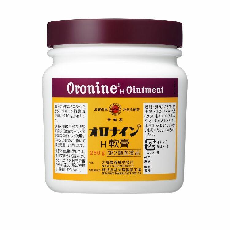 【第2類医薬品】オロナインH軟膏(250g)