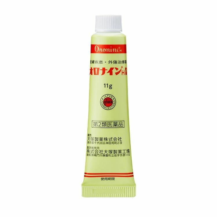 【第2類医薬品】オロナインH軟膏(11gチューブ)