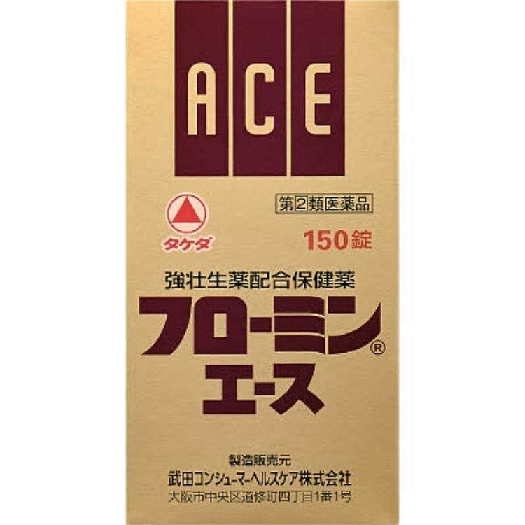 【指定第2類医薬品】フローミンエースF 150錠