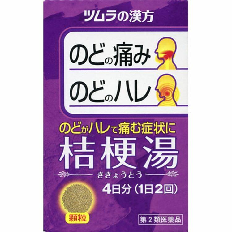 【第2類医薬品】桔梗湯エキス顆粒 1.875Gx8包