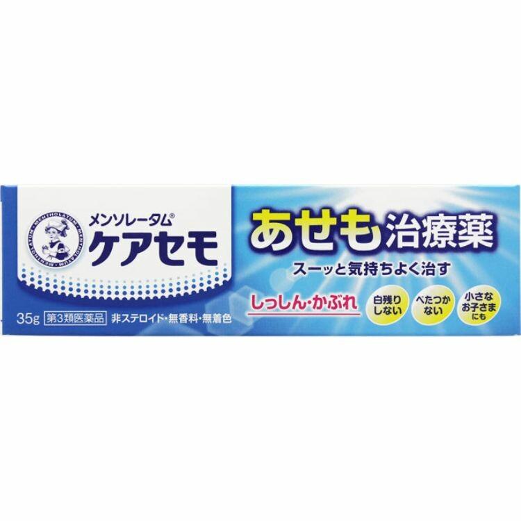 【第3類医薬品】メンソレータムケアセモクリーム 35G