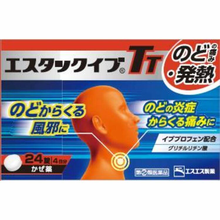 【指定第2類医薬品】エスタックイブTT 24T