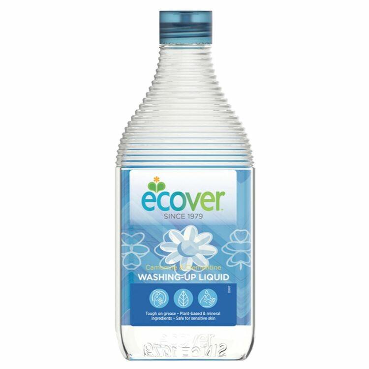 エコベール 食器用洗剤 カモミール 450ml