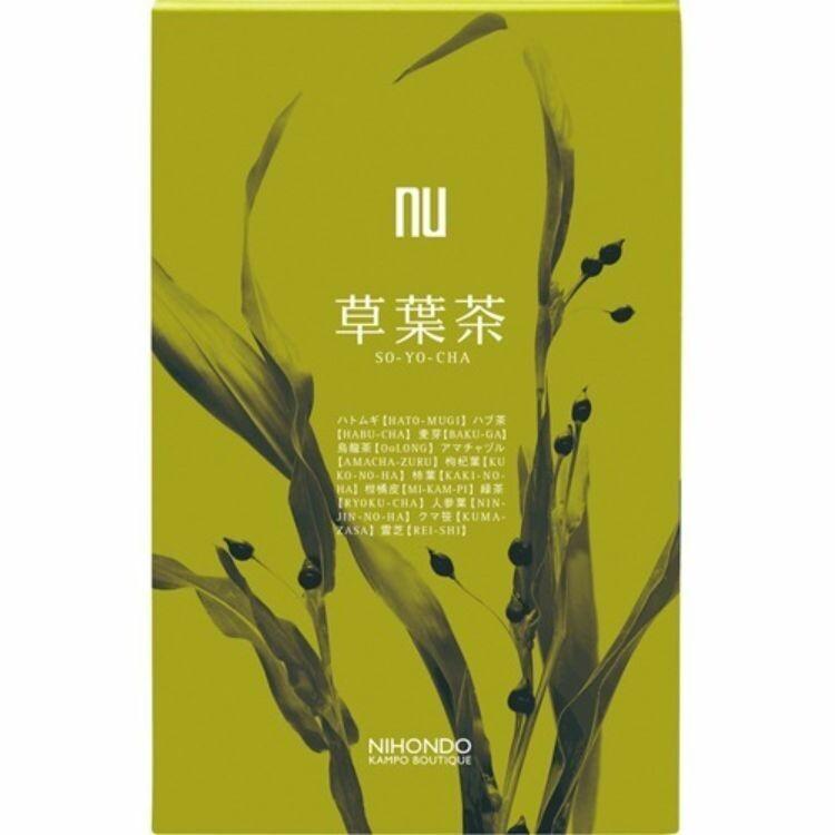 NU草葉茶 7gx36包