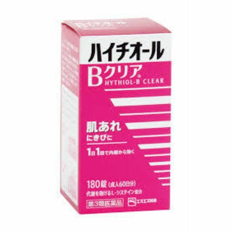 【第3類医薬品】ハイチオールBクリア 180T