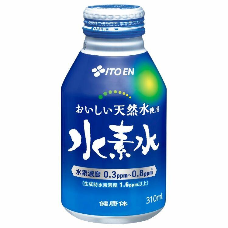 伊藤園「健康体」 水素水 缶310ml 24本