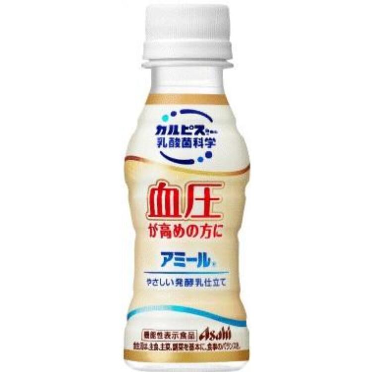 「アミール」やさしい発酵乳仕立て 100ml×30本