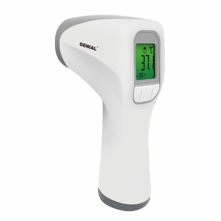 非接触型 温度計 GENIAL