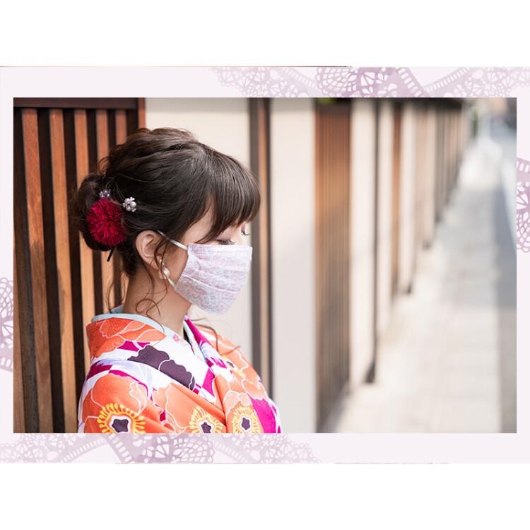 マスクセレブYU・RI・KO ベージュ 5枚