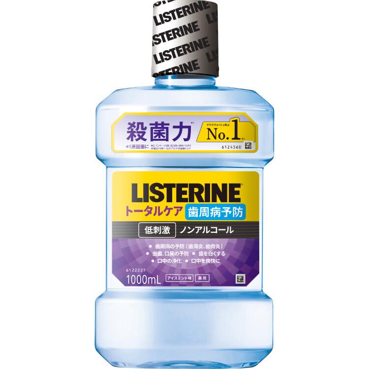 薬用リステリン トータルケア歯周クリア 1000mL