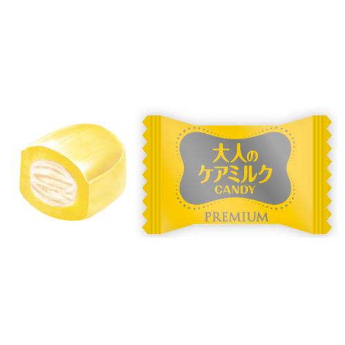 大人のケアミルクCANDY PREMIUM 4個セット