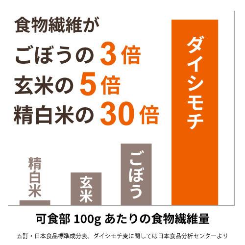 日本調剤の四国産もち麦(800g)