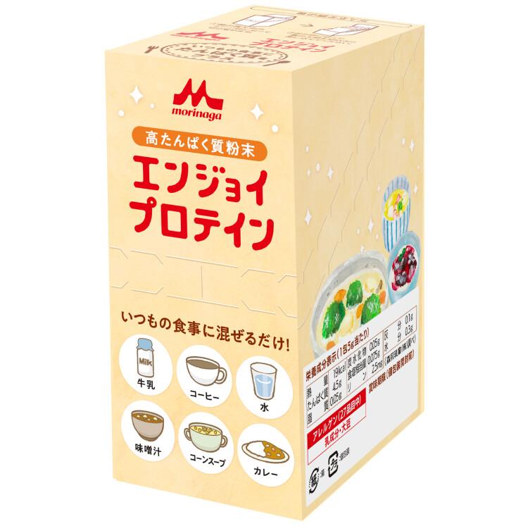 【メーカー直送品】エンジョイプロテイン5g×10包×3箱