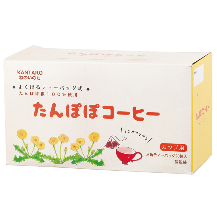 たんぽぽコーヒー(カップ用)40g