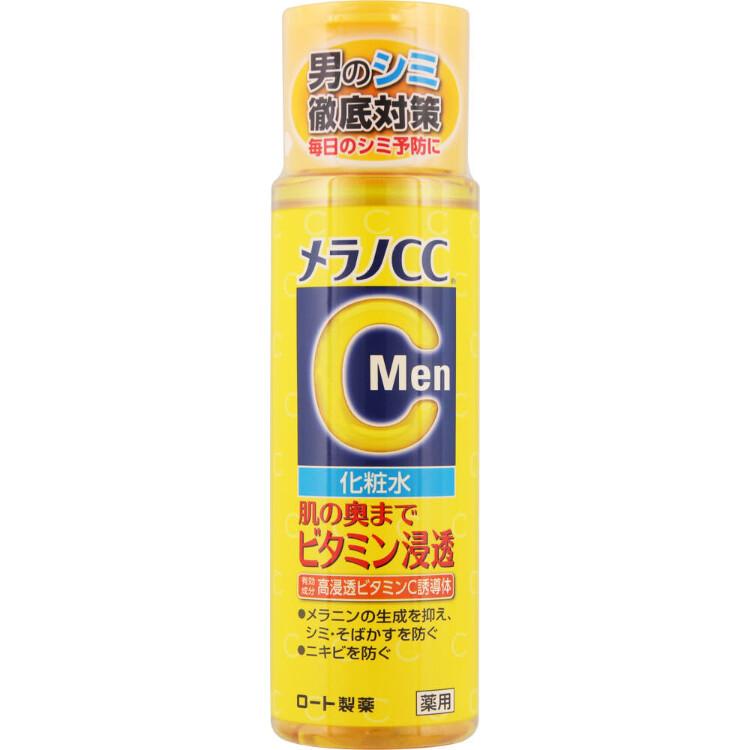 メラノCCMen薬用しみ対策美白化粧水 170ml