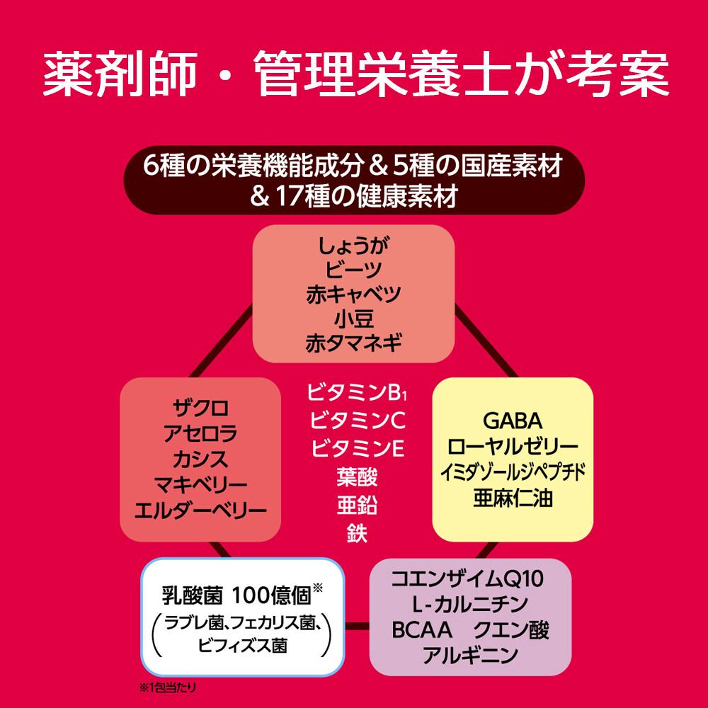 日本調剤の赤汁(GABA配合)|日本調剤オンラインストア